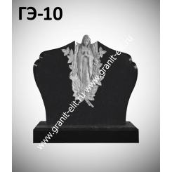 Памятник элитный ГЭ-10, черный