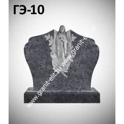 Памятник элитный ГЭ-10, голубой