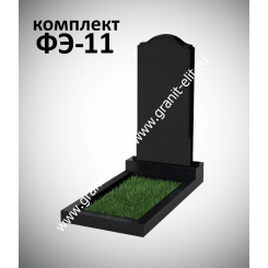 Памятник фигурный ФЭ-11, Карелия, эконом, высота 1000 мм