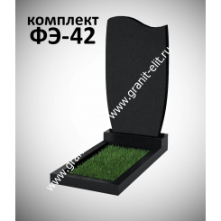 Памятник фигурный ФЭ-42, Карелия, эконом, высота 1000 мм