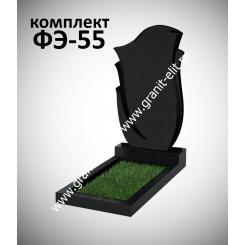 Памятник фигурный ФЭ-55, эконом, высота 1000 мм