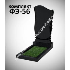 Памятник фигурный ФЭ-56, Карелия, эконом, высота 1000 мм