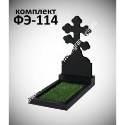 Памятник фигурный ФЭ-114, Карелия, эконом, высота 1000 мм