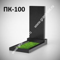 Памятник прямой, стела 2000*1000*100, Карелия
