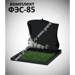 Памятник семейный ФЭС-85, Карелия, стела 700 мм