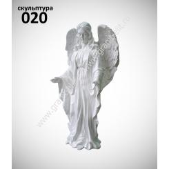 """Скульптура 020 """"Ангел"""""""