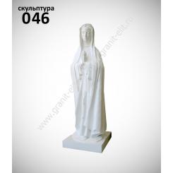 "Скульптура 046 ""Скорбящая"""