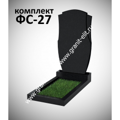 Памятник фигурный ФС-27