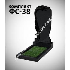 Памятник фигурный ФС-38, подставка 550