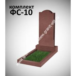 Памятник фигурный ФС-10, красный