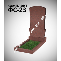 Памятник фигурный ФС-23, красный