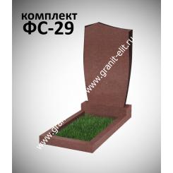 Памятник фигурный ФС-29, красный