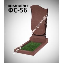 Памятник фигурный ФС-56, красный
