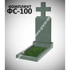 Памятник фигурный ФС-100, зеленый