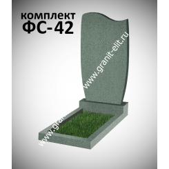 Памятник фигурный ФС-42, зеленый