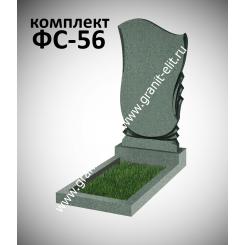 Памятник фигурный ФС-56, зеленый