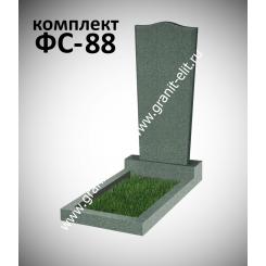 Памятник фигурный ФС-88, зеленый