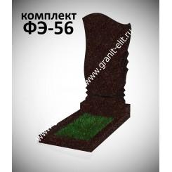 Памятник фигурный ФЭ-56, эконом, дымовский, высота 1000 мм